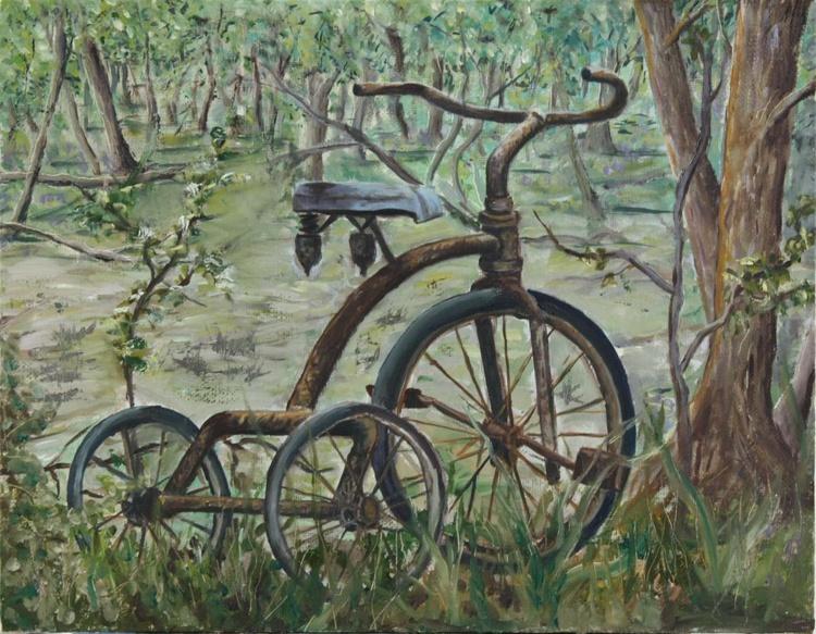 Forgotten bike - Image 0