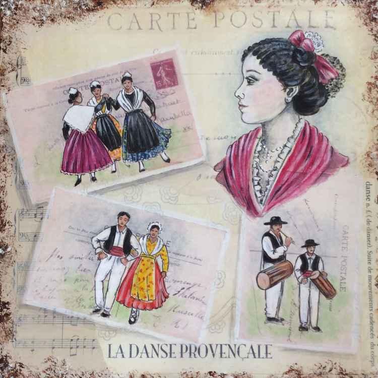 La dance Provençal -