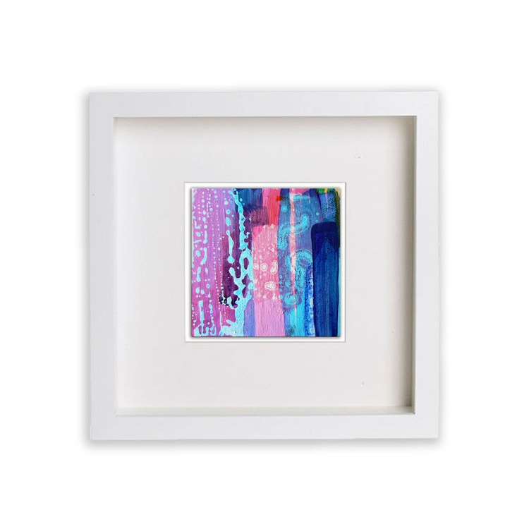 mini abstract #47 - Image 0