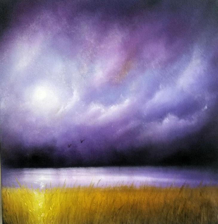 Mauve sky - Image 0