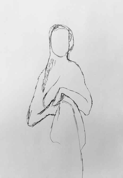 Live Studies Sketch