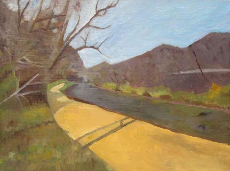 C & O Canal Trail #1 -