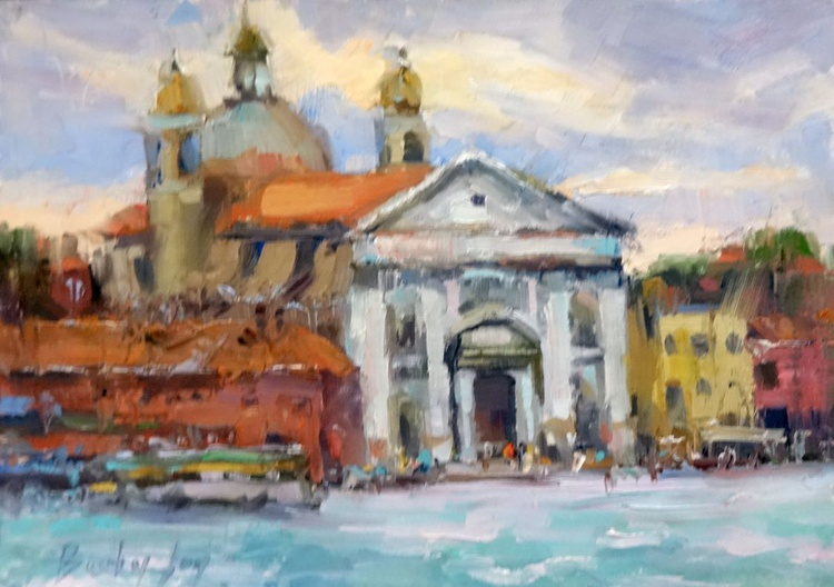 Redentore Church Italy - Image 0
