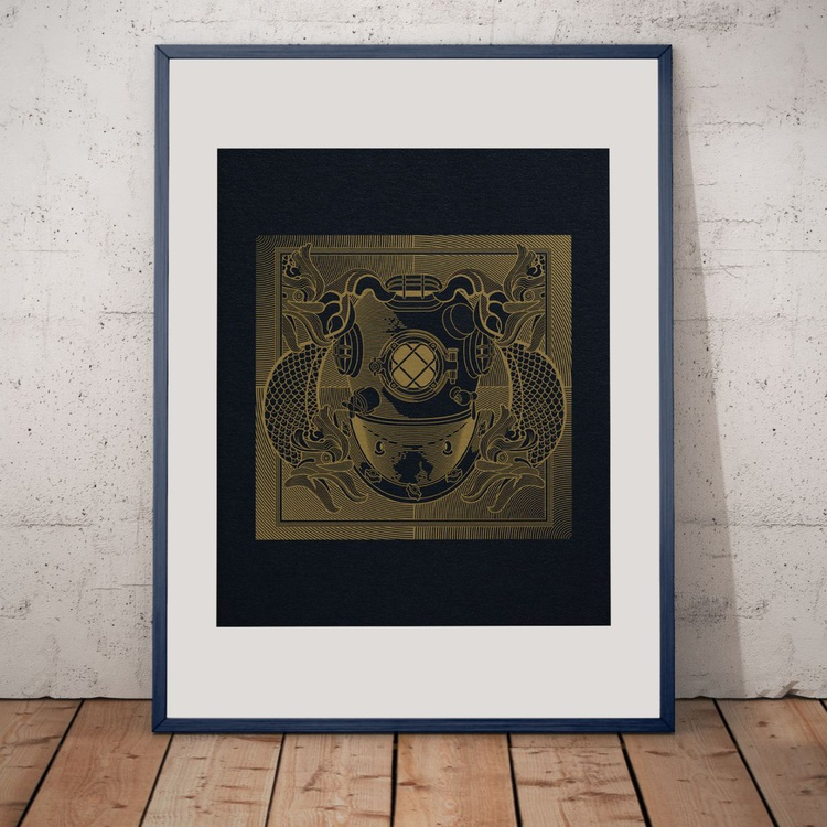 Pearl Diver (Gold) - Image 0