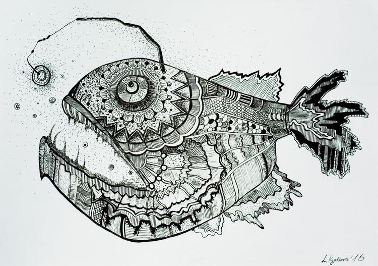 Angry fish. - Image 0