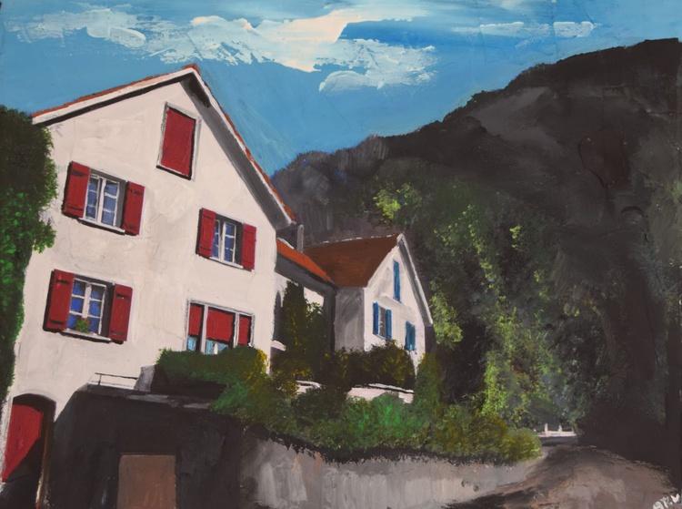 Lichtenstein, Houses - Image 0