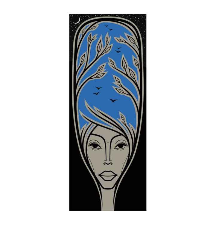 Erykah Badu (Blue Badu)