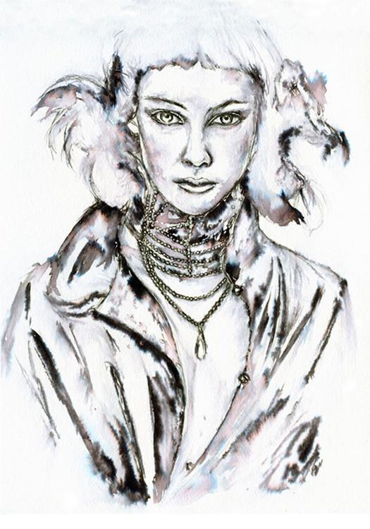 Western / Ink - Image 0
