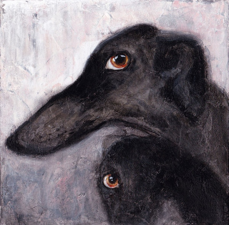 TWO DOGS - Image 0