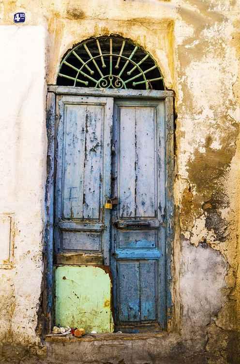 Door 4 -