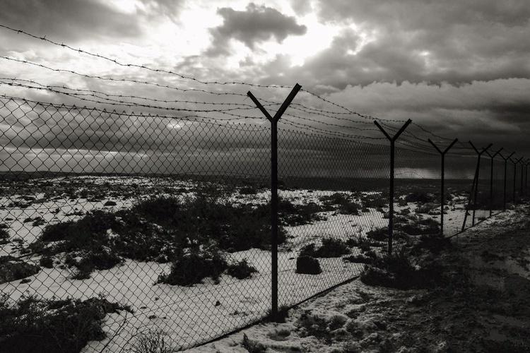 """Perimeter fence of Ariel"" - Image 0"