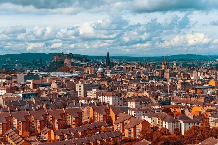 Edinburgh. Scotland  (Ltd Edition of only 20 Fine Art Giclee Prints from an original photograph)