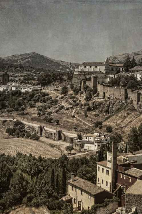 Old Ronda (Ltd Edition of only 25 Fine Art Giclee Prints from an original photograph)