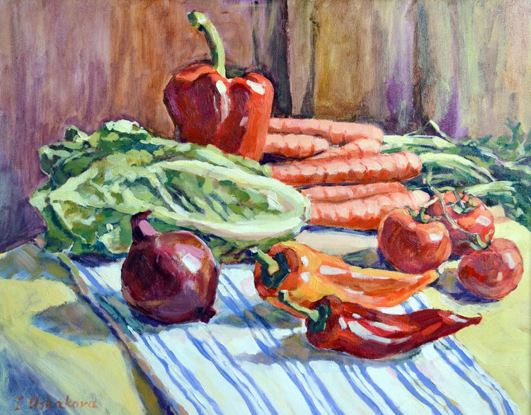 Vegetables. - Image 0