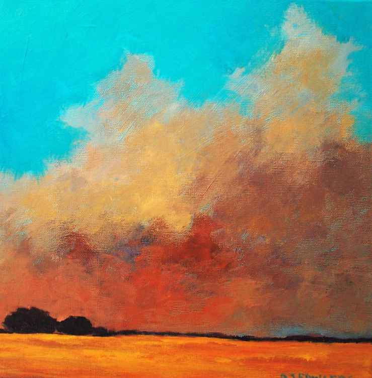 Prairie Storm, Southern Alberta