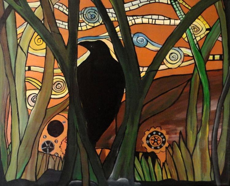 I spy, said the Raven - Image 0