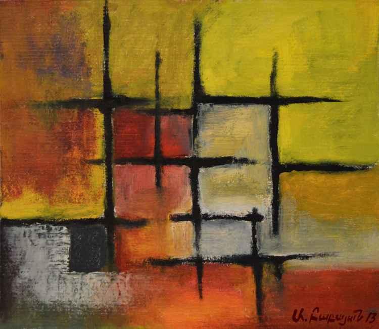 Composition #3 -