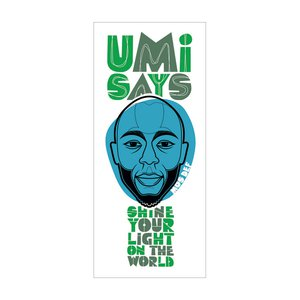 Umi says by Jules Mann