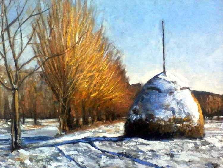 haystack -