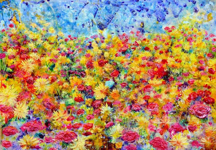 Floral Fireworks - Image 0