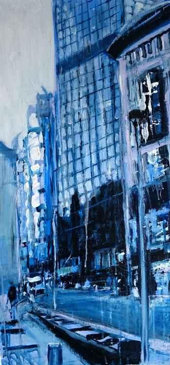 London City Blue -