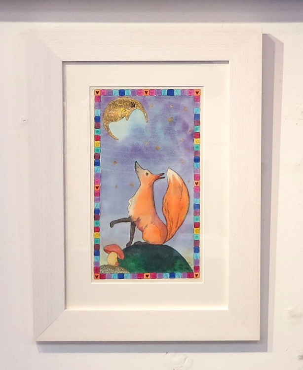 The Fox and the Moon - Image 0