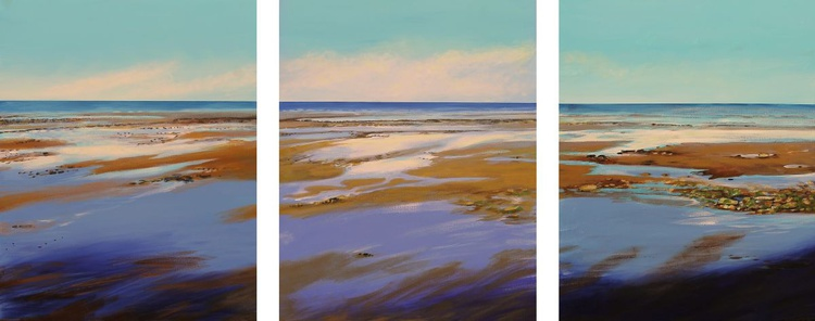 To The Sea Triptych - Image 0