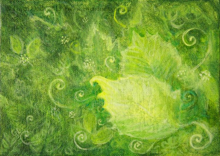 Small Green Dream - Image 0