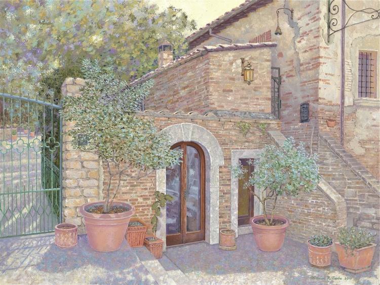 Tuscan Doorway - Image 0