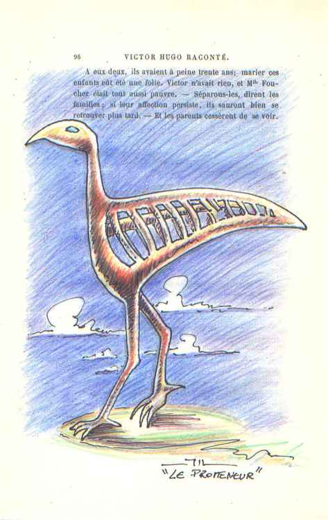 Le Promeneur (sketch)