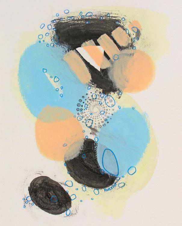 Stiletto Sandals I - 11 x 14 in. - 27.94 x 35.56 cm. - Image 0