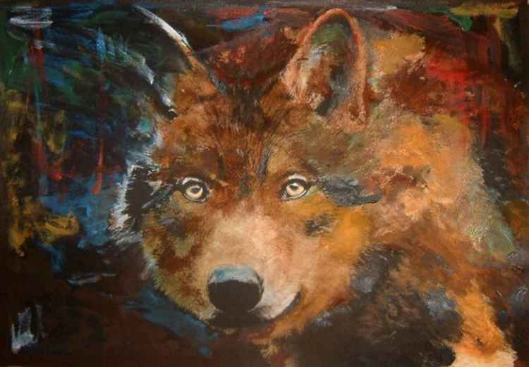The wolf in me -