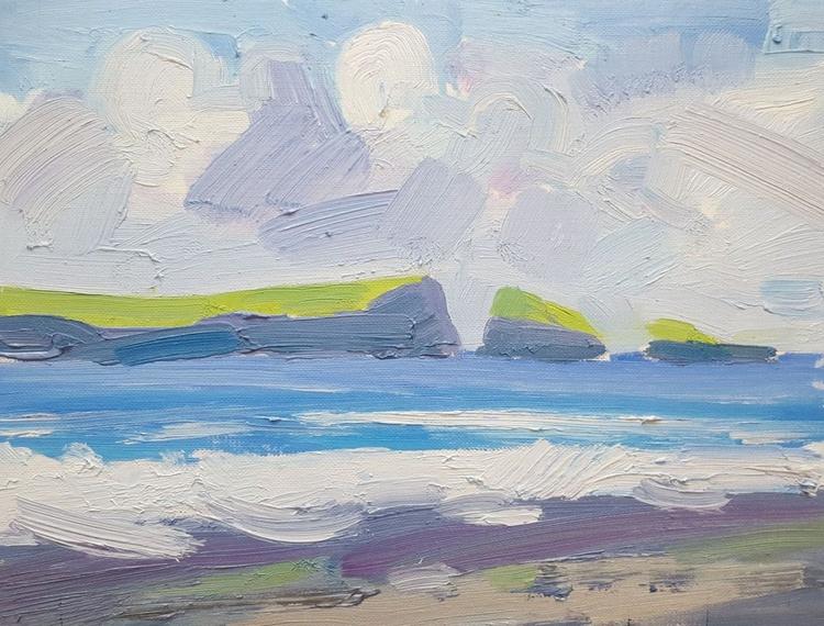 Calder Island (Study) - Image 0