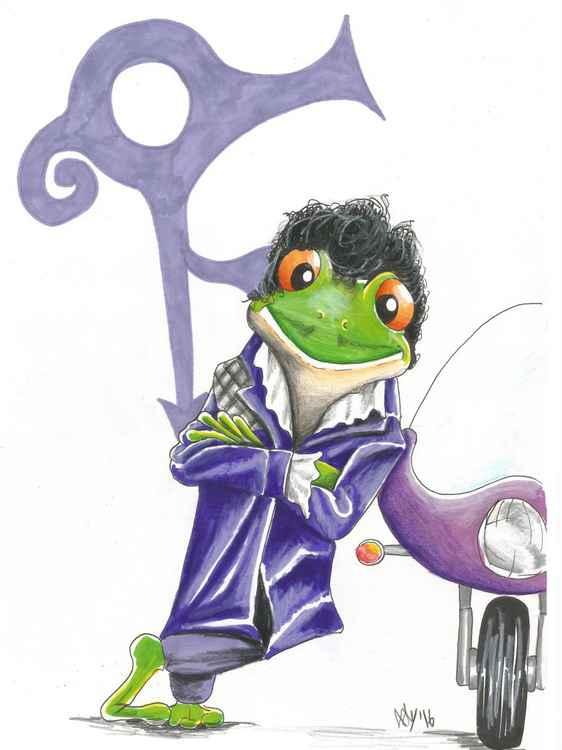 Frog Prince -
