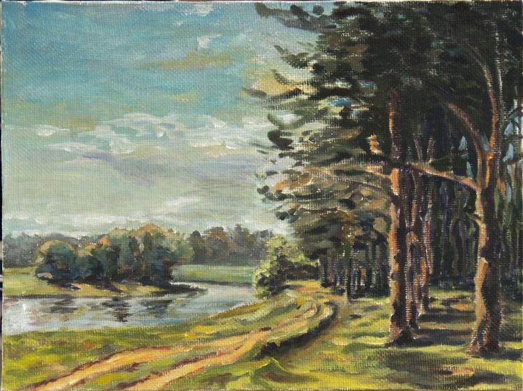 River bank - Image 0