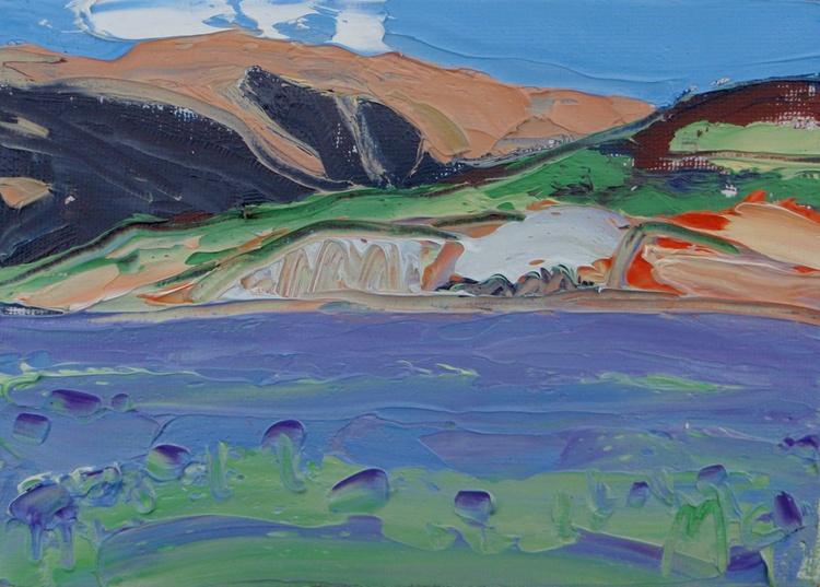Rannerdale Bluebells II - Image 0