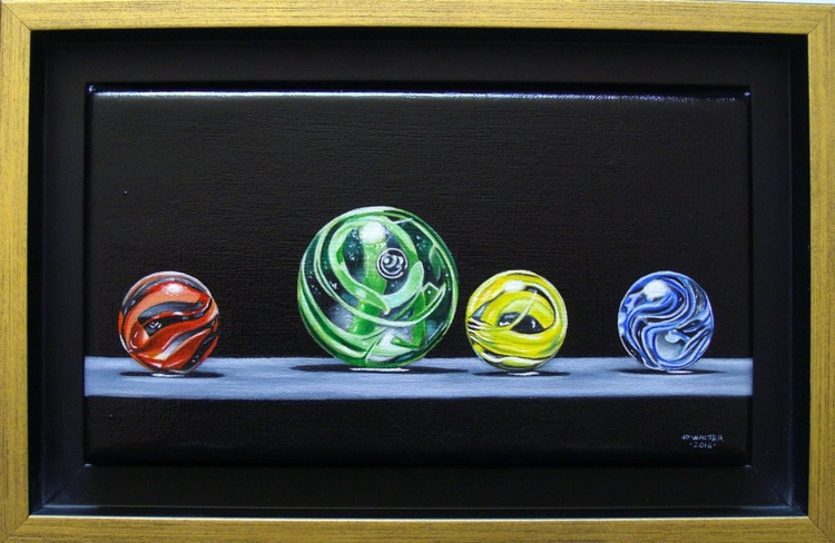Marbles #25 / FREE shipping - Image 0