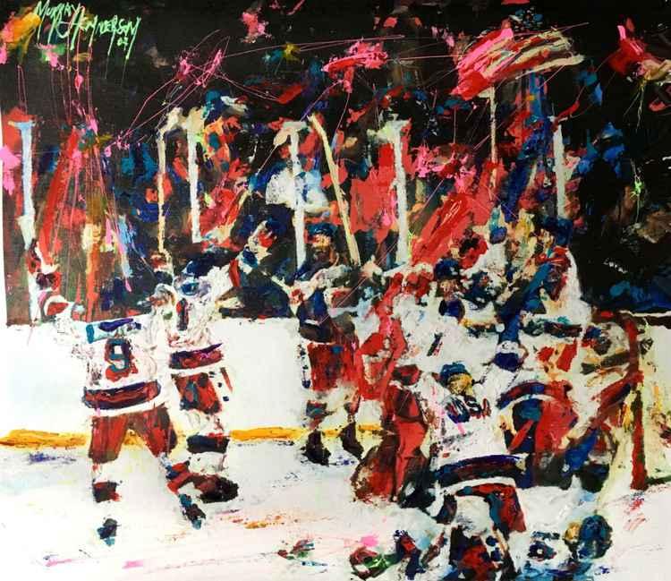 Miracle on ice 1980 -
