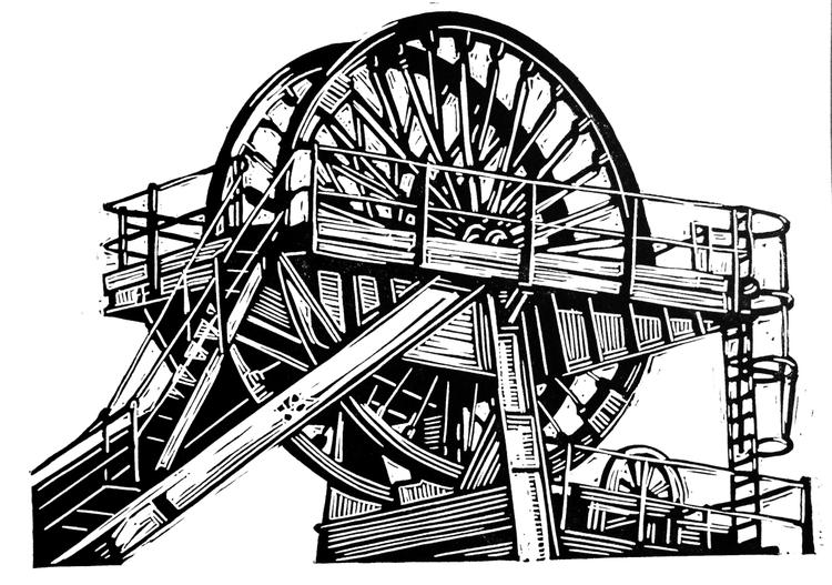 Woodhorn Colliery Winding Gear - Image 0