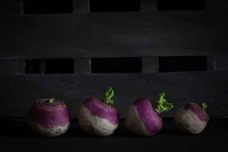 Baby Turnips -