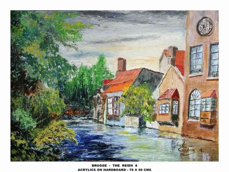 Brugge - The Reien 8