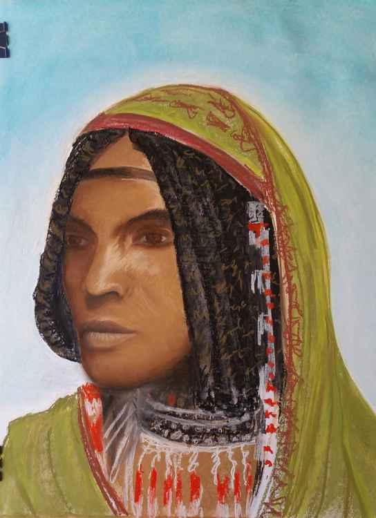 Fulani Woman -