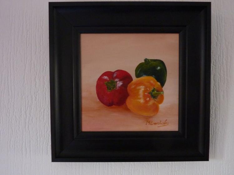 Pepper Trio - Image 0