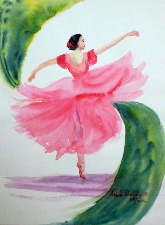 The dancer Original art - Image 0