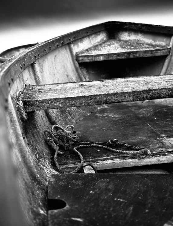 The Old Lizard Boat -