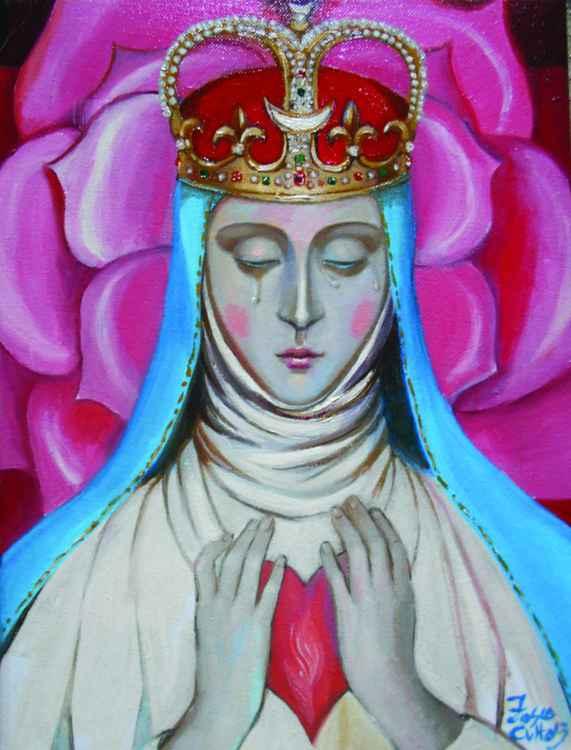 Madonna of tears -