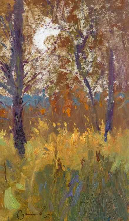 talkative foliage -