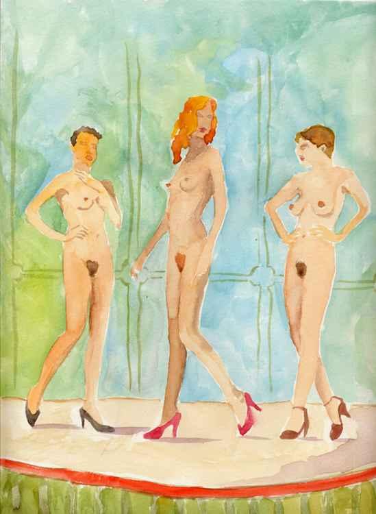 Nude Women -