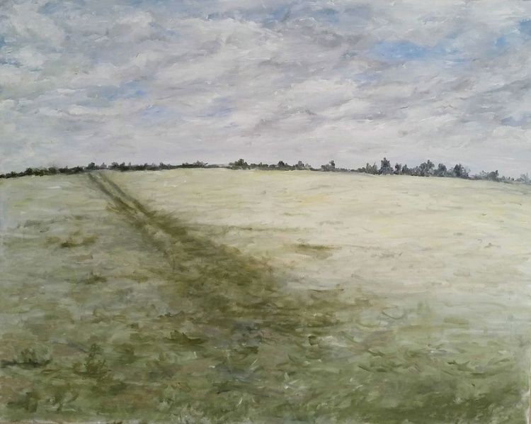 The Last Green Field Before Autumn - Image 0