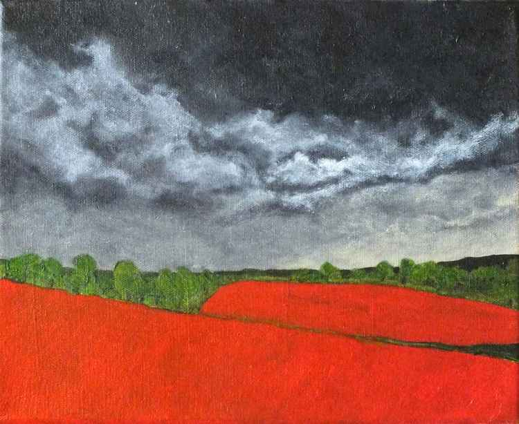 Red Fields -